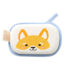 cute cartoon baby bath sponge soft bathing towel shower sponge lovely soft cotton brush kids cotton infant skin care bath towel
