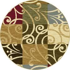 5x5 round rug transitional square 8 round area rug scroll geometric swirl 5x5 grey rug