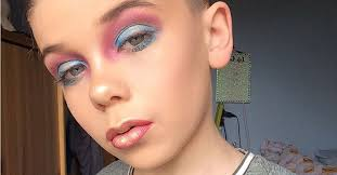 â makeup by jackâ is the 10 year old beauty