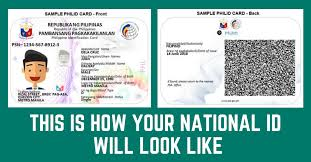 To How National Get Id Philippines
