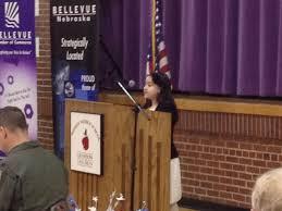bellevue public schools veterans day essay contest winner story image 1 0