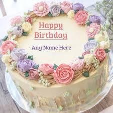 Barbie Doll Cake With Name Write Name On Image
