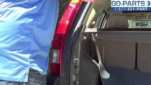 Crv Brake Light Replacement Replace 2002 2006 Honda Cr V Tail Light Bulb How To Change Install 2003 2004 2005 Ho2818126