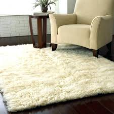 white faux fur area small faux fur rug as area rugs