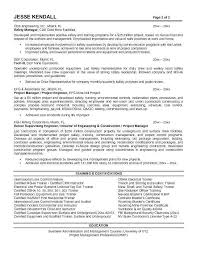 Sample Construction Superintendent Resume 14 15 Superintendent Resume Example Southbeachcafesf Com