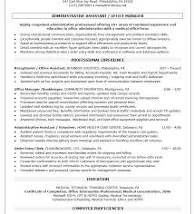 Resume Template Staggeringce Manager Job Description For Sample ...