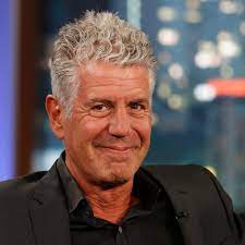 Anthony Bourdain praised by food critic ...
