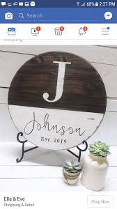Pin by Ava Chapman on Wooden Signs Monogram | Crafts, Wood signs, Wood  crafts