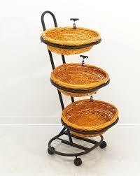 Basket Display Stands