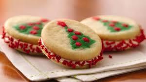 pillsbury christmas tree sugar cookies. Christmas Tree Sandwich Cookies To Pillsbury Sugar