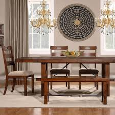 Swindon Rustic Oak Turnbuckle Extending Dining Set by iNSPIRE Q Classic -  Marshmallowchef