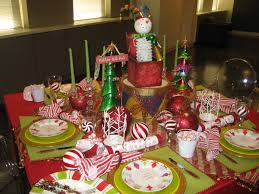 Christmas Tablescape Crafthubs Snowmen And Trees Tablescapes Oh My