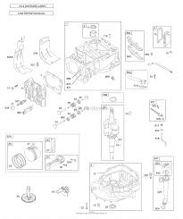 Briggs and stratton 126t02 0675 b2 parts diagram for camshaft b2 engine diagram 1 b2 engine diagram