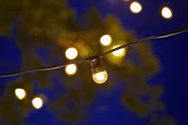 led festoon lighting commercial