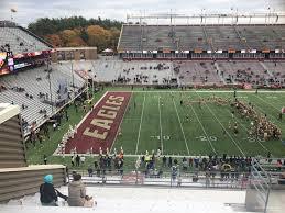 Alumni Stadium Section Bb Rateyourseats Com