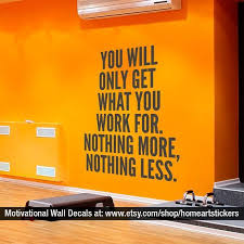 sports decals gym stickers gym wall decal gym motivational quote sports decor workout stickers inspirational quote sku ywog on motivational wall art for gym with sports decals gym stickers gym wall decal gym motivational