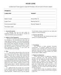 house rental agreement sample rental agreement template house doc free premium rent