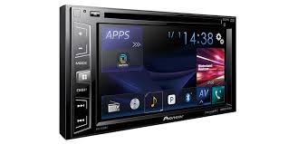 avh x390bs new! multimedia dvd receiver with 6 2\
