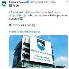 PESCARA Sport 24 on Twitter: