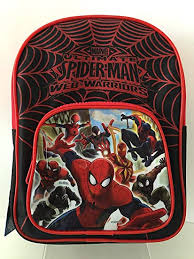 If you want to paint it offline with your colored pencils. Amazon Com Disney Spiderman Coloring Activity Funpack Toddler Backpack Toys Games