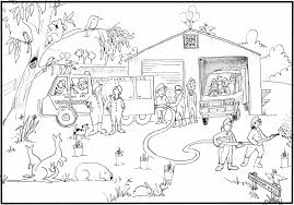 Small Picture Coloring Pages Boys Fire Trucks Coloring Pages Fire Truck Coloring