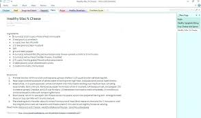 Recipe Template Word Free Recipe Template For Word Book Software Organizer Mac