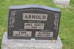 Jessie Alfreda McCann Arnold (1922-1997) - Find A Grave Memorial