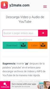 Videoder é um aplicativo para baixar vídeos do youtube, baixar música do youtube, conversor do youtube, baixar vídeos do facebook gratis. Descarga Musica Gratis 1 0 0 Para Android Descargar
