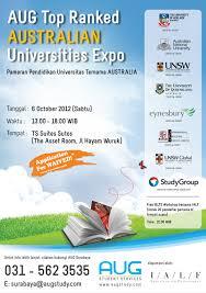 surabaya top ranking australian universities - AUG | Education ...