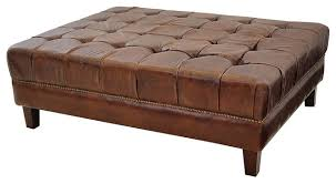 Amazing Of Large Square Storage Ottoman Coffee Table Awesome Leather  Ottoman Coffee Table Square Best