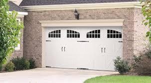 Attractive Carriage Garage Doors No Windows with Custom Garage Doors