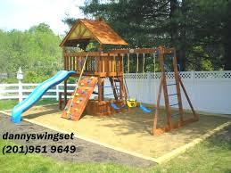 diy swing set ideas backyard backyard swing set ideas inspirational exterior furniture gorilla wooden swing set for outdoor backyard