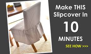 brilliant diy dining chair cover ana white easiest parson slipcover d i y project pattern seat cushion back room