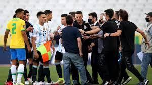 بالفيديو.. انسحاب منتخب الأرجنتين من لقاء الكلاسيكو.. والبرازيل تكشف عن  الملابسات