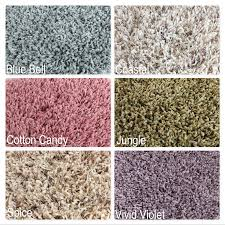 uptown girl indoor carpet area rug collection 1 thick 63 oz soft indoor carpet area rug multiple colors