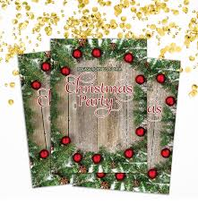 Christmas Invitation Card Details About Christmas Invitation Card 28 Pcs Fill Or Write Invites Party Supplies Ds In439a