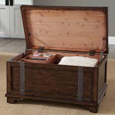 Liberty Furniture Aspen Skies Storage Trunk   Item Number: 316 OT1010