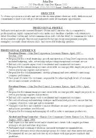 Sample Resume For Business Owner – Resume Bank