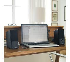 speakers desk. bose companion 2 series iii 2.0 pc speakers desk