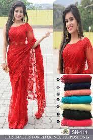 New Bollywood Designer Sarees Latest Bollywood Designer Net Sarees At Indiandresses Co
