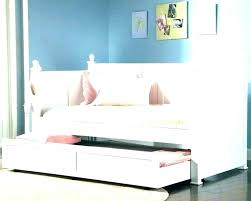 Girls Trundle Bed Twin Trundle Bed American Girl Trundle Bed Trundle ...