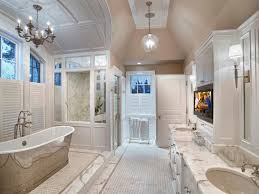 Bathroom lighting fixtures ideas Vanity Bathroom Romantic Bathroom Lighting Hgtvcom Romantic Bathroom Lighting Ideas Hgtv