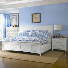 Image Twin Good White Bedroom Furniture Set Magnussen Kentwood Storage Panel Bed Piece Bedroom Set In White Four Underbed Storage Drawers Crisp Painted White Finish Elfemo Furniture Good White Bedroom Furniture Set Magnussen Kentwood
