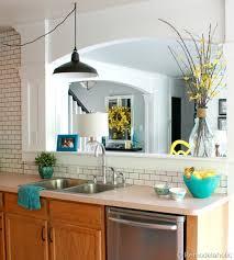 Update Oak Kitchen Cabinets Simple Decorating