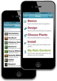 garden app. Rain Garden App G