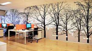 wallpapers for office. tags: office wallpaper design, design hd, ideas, interior wallpapers for