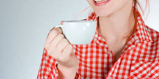 Coffee is known to stain teeth, and its acidity can directly erode tooth enamel. Tea Is Even Worse For Your Teeth Than Coffee Myrecipes