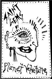 i will draw a diy punk style band banner for you