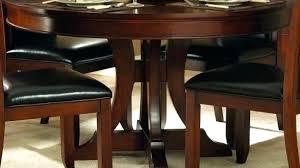 48 round pedestal dining table round cherry dining table set 48 inch 48 round pedestal dining
