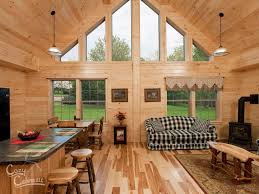 Log cabin interiors designs Rustic Log Mountaineer Log Home Kitchen Custom Cabin Master Bathroom Cozy Cabins Llc Log Cabin Interior Ideas Home Floor Plans Designed In Pa